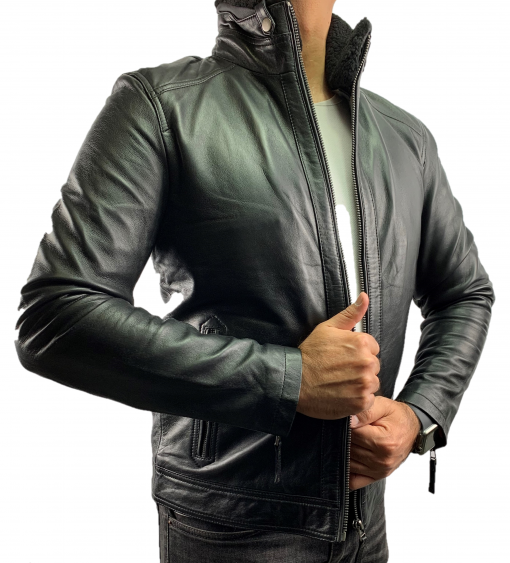 KOZA 1330 LEATHER JACKET MEN
