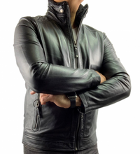 Load image into Gallery viewer, KOZA 1330 LEATHER JACKET MEN