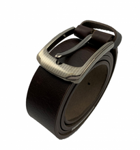 Load image into Gallery viewer, KUZE 1648 LEATHER BELT MEN