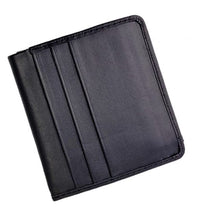 Load image into Gallery viewer, KUZE 2180 LEATHER CARDHOLDER MINI WALLET MEN