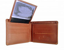 Load image into Gallery viewer, KUZE 2230 LEATHER WALLET MEN