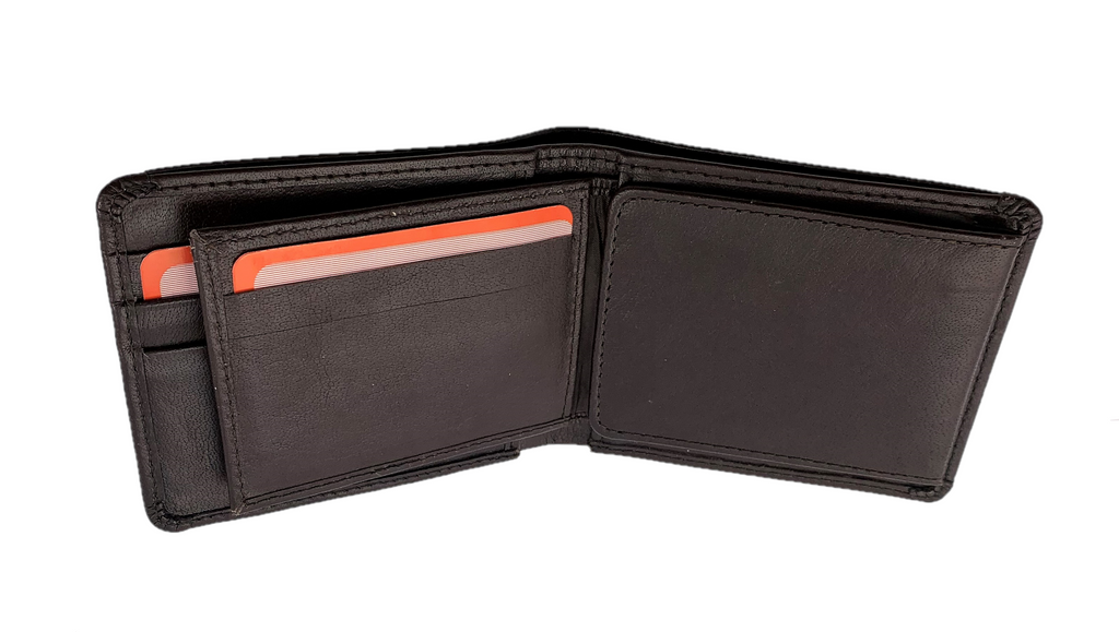 HAARLEM KUZE 23250 LEATHER WALLET MEN