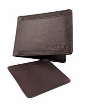 Load image into Gallery viewer, HAARLEM KUZE 23750 LEATHER WALLET MEN