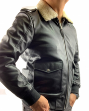Load image into Gallery viewer, KOZA 1193 LEATHER JACKET MEN