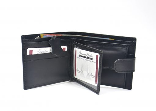 HAARLEM LADER 22460 LEATHER WALLET MEN