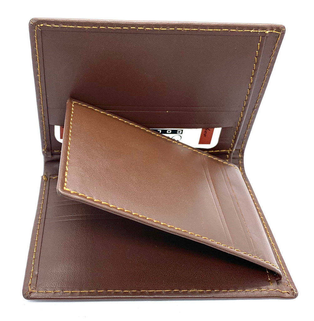 HAARLEM Kuze 21250 leather cardholder men
