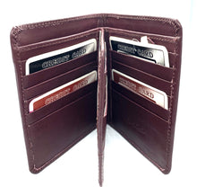 Load image into Gallery viewer, HAARLEM KUZE 24900 LEATHER WALLET MEN