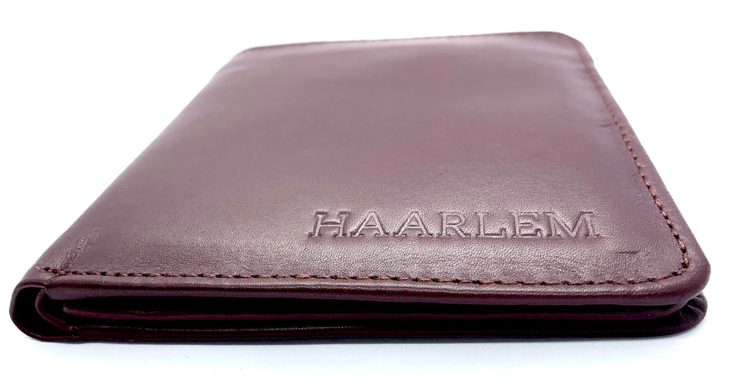 HAARLEM KUZE 24910 LEATHER WALLET MEN