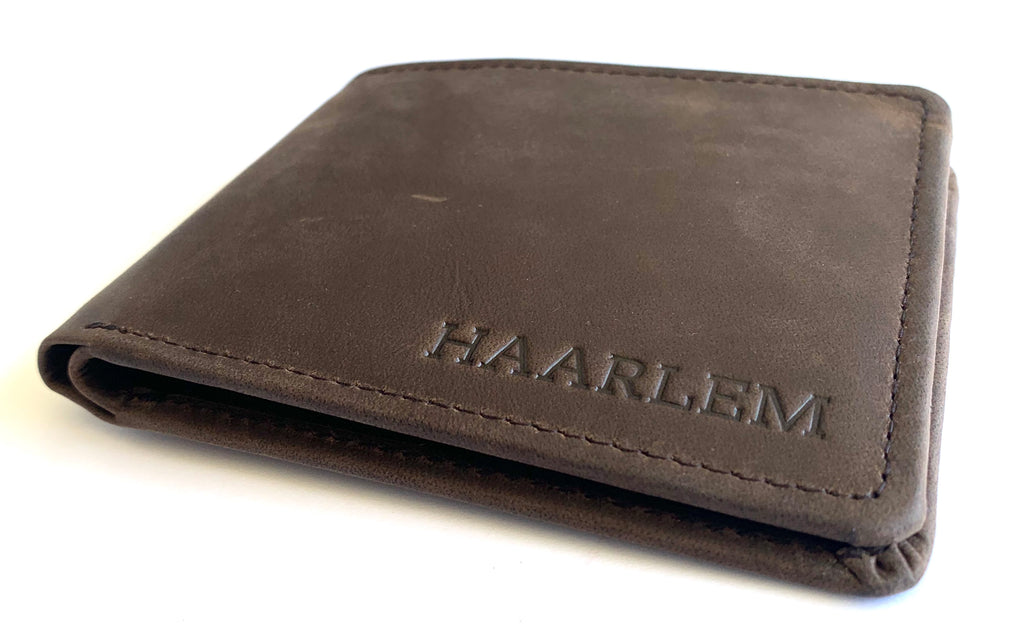 HAARLEM DERMA 22452 LEATHER WALLET MEN