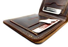 Load image into Gallery viewer, HAARLEM KUZE 29554 LEATHER WALLET MEN