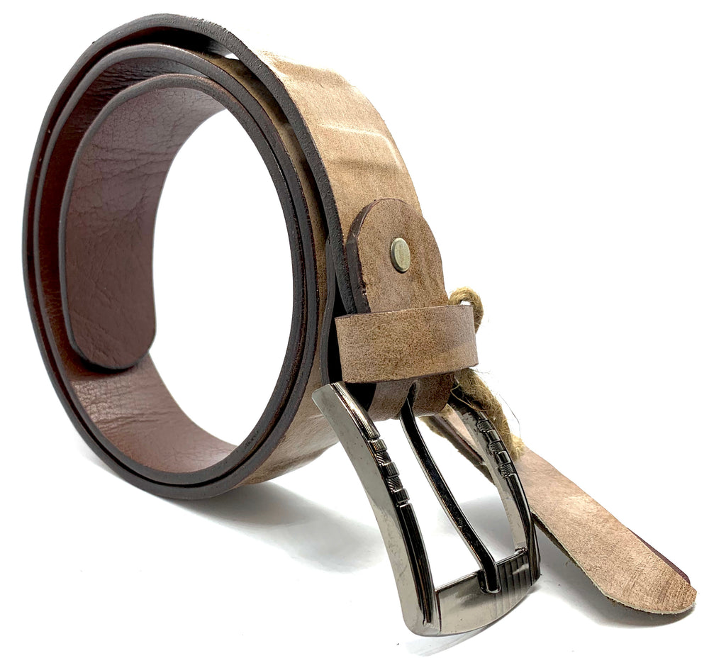 HAARLEM KUZE 16870 LEATHER BELTS MEN