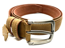Load image into Gallery viewer, HAARLEM DERMA 16880 LEATHER BELT MEN