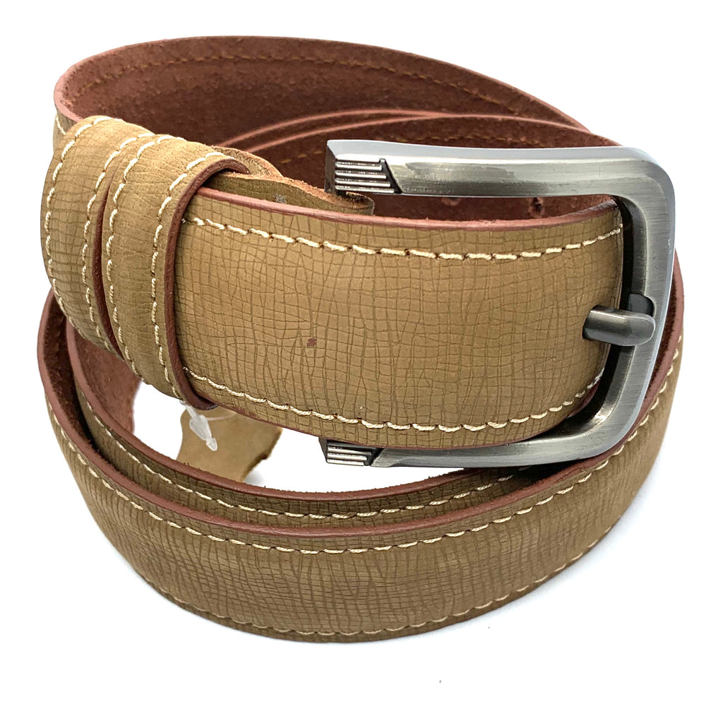 HAARLEM DERMA 16880 LEATHER BELT MEN