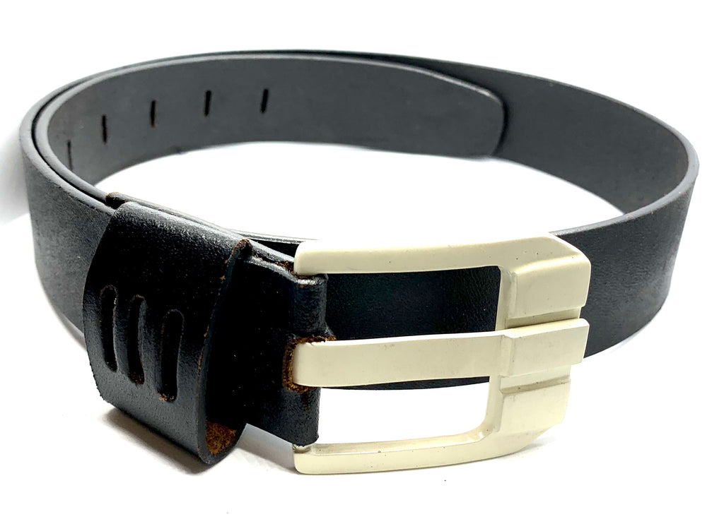 HAARLEM KUZE 16310 LEATHER BELT MEN