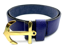 Load image into Gallery viewer, KUZE 16200 LEATHER BELT WOMEN