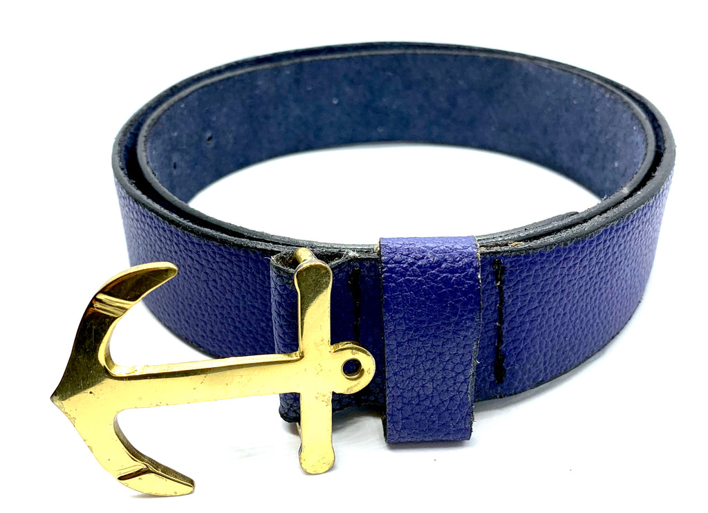 KUZE 16200 LEATHER BELT WOMEN