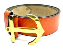 Load image into Gallery viewer, HAARLEM KUZE 16220 LEATHER BELT WOMEN