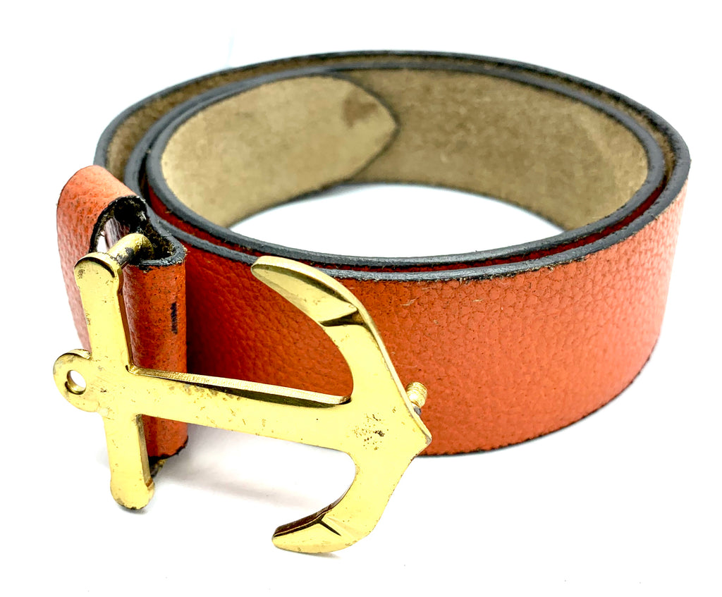 HAARLEM KUZE 16220 LEATHER BELT WOMEN