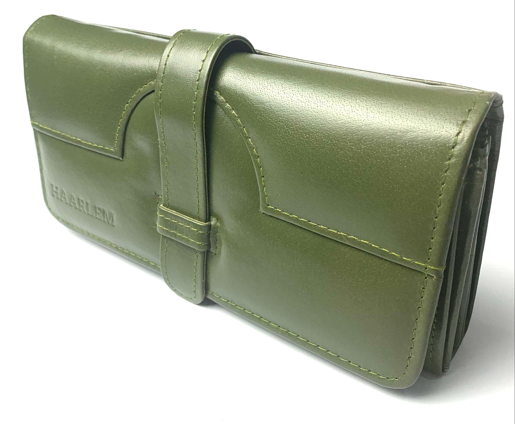 HAARLEM KOZA 26804 LEATHER WALLET WOMEN