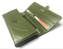 Load image into Gallery viewer, HAARLEM KOZA 26804 LEATHER WALLET WOMEN