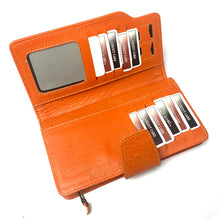Load image into Gallery viewer, HAARLEM KUZE 26900 LEATHER WALLET WOMEN