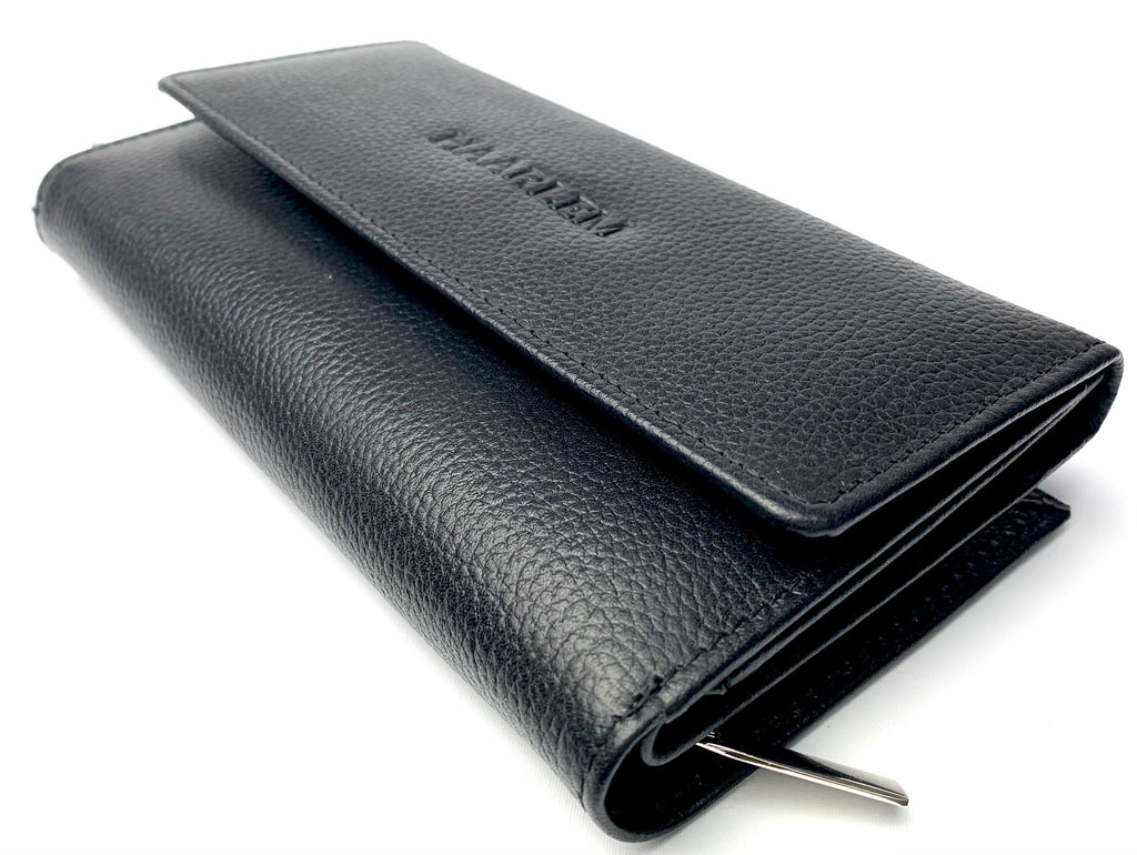 HAARLEM PIELE 25251 LEATHER WALLET WOMEN