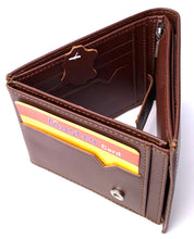Load image into Gallery viewer, HAARLEM KUZE 29501 LEATHER WALLET MEN