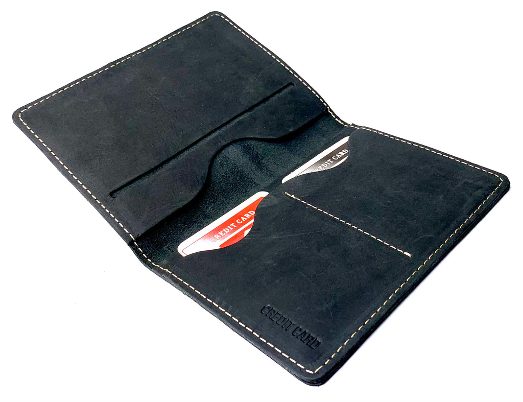 HAARLEM DERMA 21750 LEATHER PASSPORT COVER