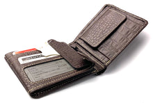 Load image into Gallery viewer, HAARLEM KUZE 29401 LEATHER WALLET MEN