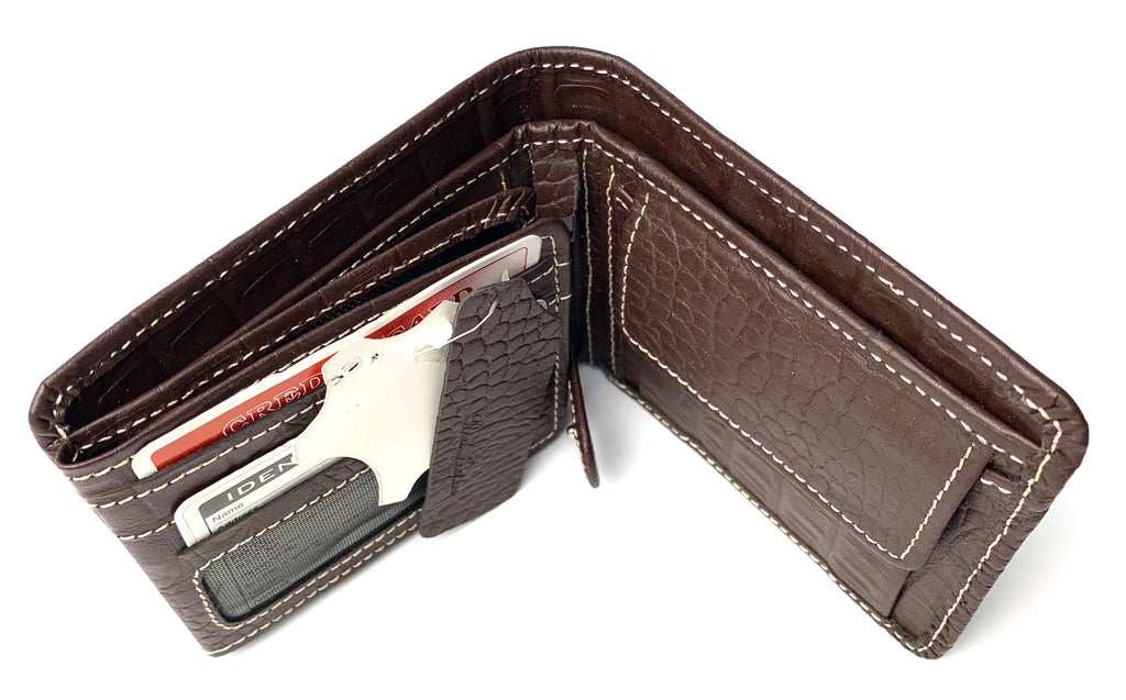 HAARLEM KUZE 29401 LEATHER WALLET MEN