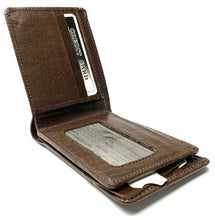 Load image into Gallery viewer, HAARLEM KUZE 29250 LEATHER WALLET MEN