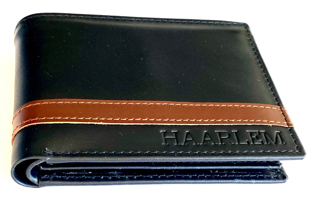 HAARLEM KUZE 22351 LEATHER WALLET MEN