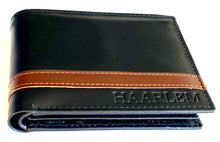 Load image into Gallery viewer, HAARLEM KUZE 22351 LEATHER WALLET MEN