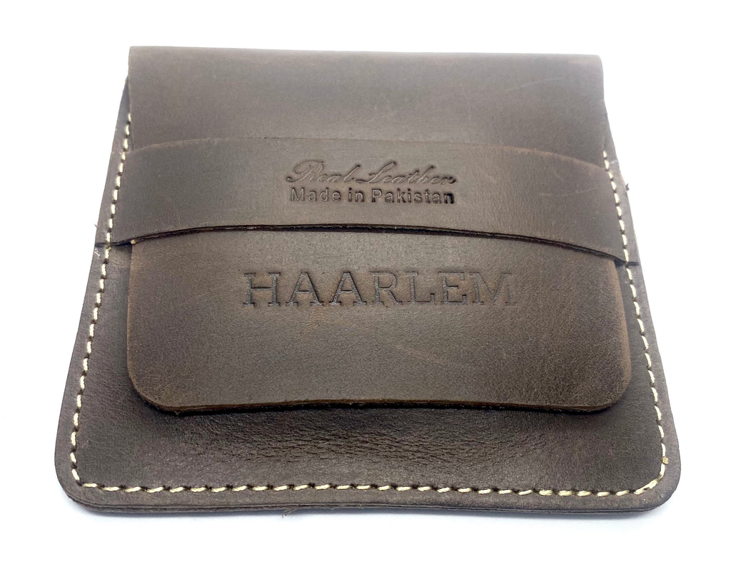 HAARLEM KUZE 21772 LEATHER POUCH WOMEN