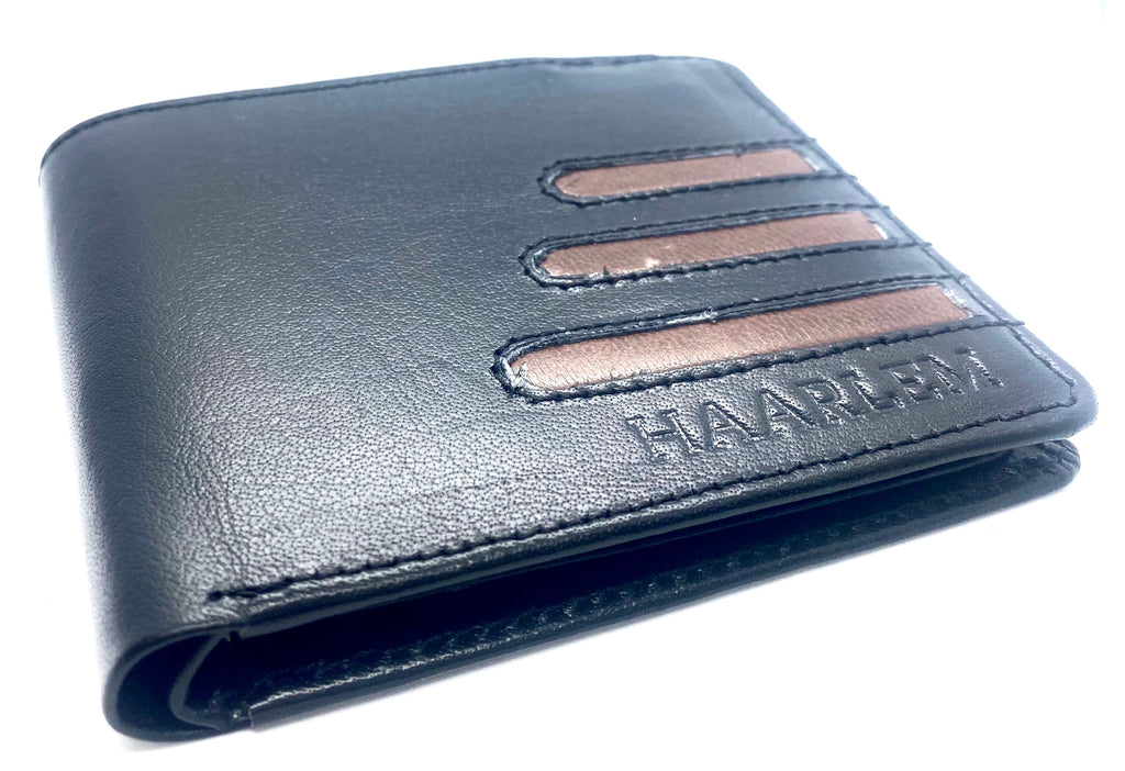 KUZE 29450 LEATHER WALLET MEN