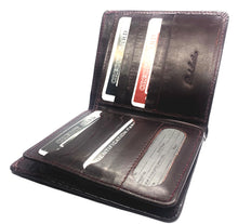 Charger l'image dans la galerie, HAARLEM KUZE 24910 LEATHER WALLET MEN