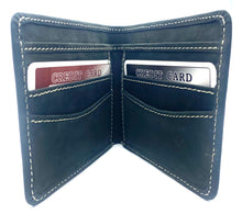 Load image into Gallery viewer, DERMA 22450 LEATHER WALLET MEN