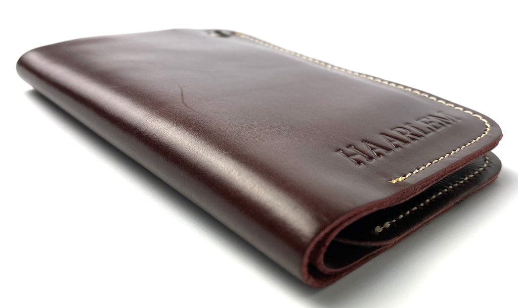 HAARLEM KUZE 24884 LEATHER WALLET MEN