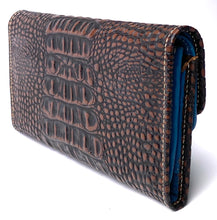 Load image into Gallery viewer, HAARLEM KUZE 26095 LEATHER WALLET WOMEN