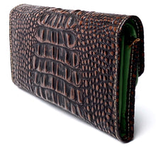 Load image into Gallery viewer, HAARLEM KUZE 26098 LEATHER WALLET WOMEN