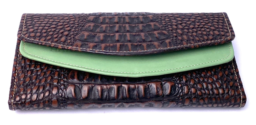 HAARLEM KUZE 26098 LEATHER WALLET WOMEN