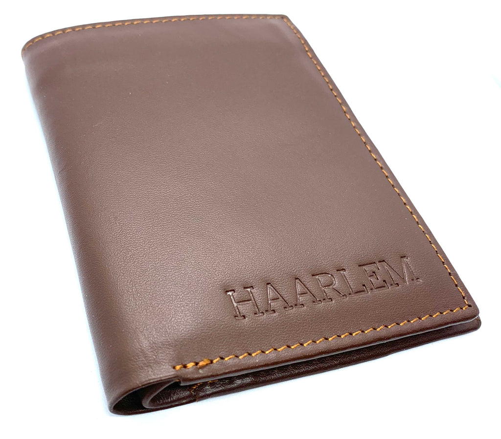 KUZE 29800 LEATHER WALLET & CARDHOLDER MEN