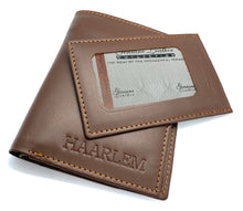 Load image into Gallery viewer, KUZE 29800 LEATHER WALLET & CARDHOLDER MEN