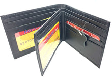 Load image into Gallery viewer, LEER 25140 LEATHER WALLET MEN