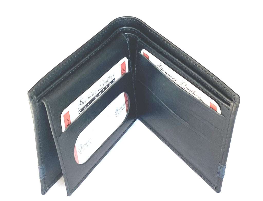 HAARLEM KUZE 22353 LEATHER WALLET MEN
