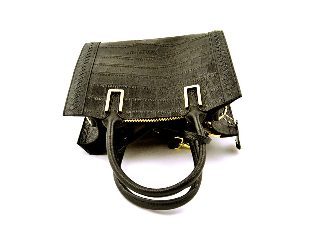 HAARLEM KUZE 25000 LEATHER CROSSBODY BAG WOMEN