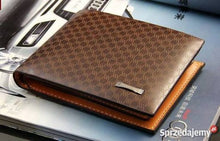 Load image into Gallery viewer, LEER 7790 LEATHER WALLET MEN