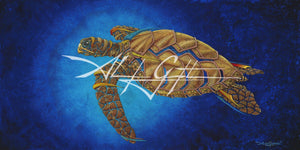 Graphic Honu