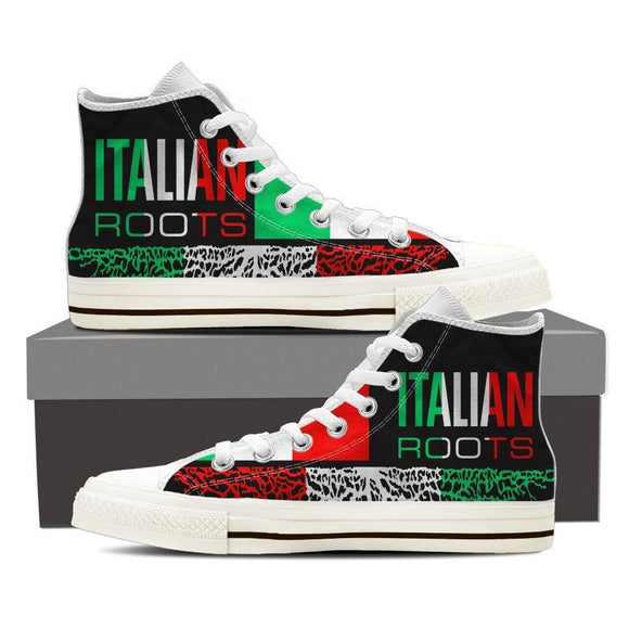 italian roots mens high top sneakers high top