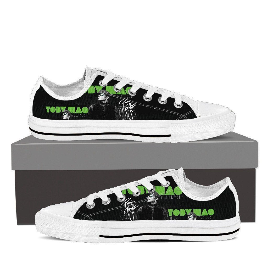 tobymac mens low cut sneakers
